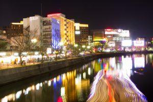 福岡の中洲